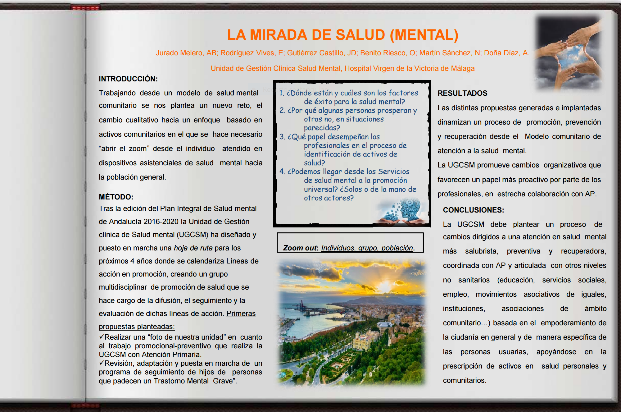 La mirada de la salud (mental)